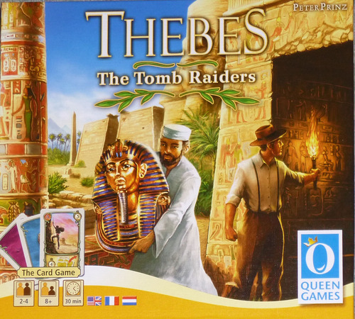 Thebes: The Tomb Raiders - obrázek