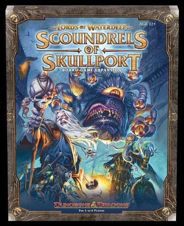 Lords of Waterdeep: Scoundrels of Skullport - obrázek