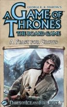 Game of thrones board game rozšírenie:Feast for Cr