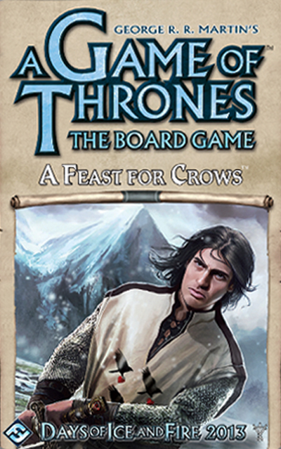 A Game of Thrones: The Board Game (Second Edition) - A Feast for Crows - obrázek