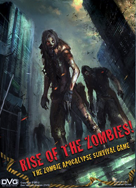 Rise of the Zombies! - obrázek