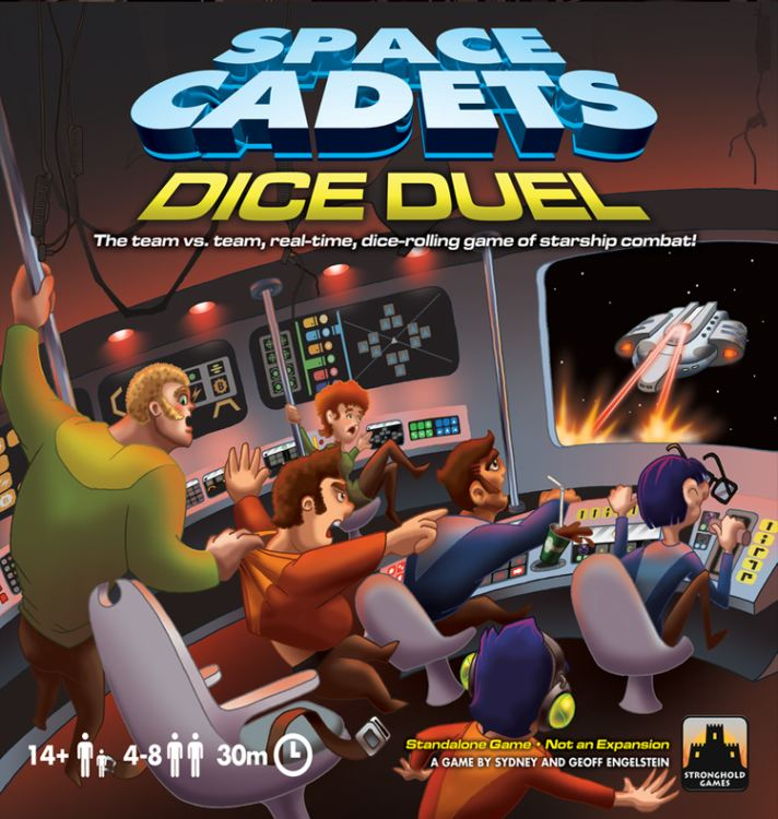 Space Cadets: Dice Duel - obrázek