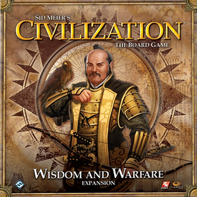 Sid Meier's Civilization: The Board Game - Wisdom and Warfare - obrázek