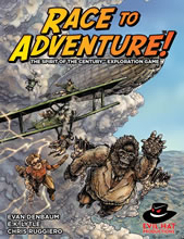 Race to Adventure: The Spirit of the Century