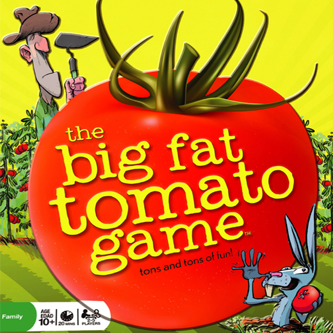 Big Fat Tomato Game, The  - obrázek