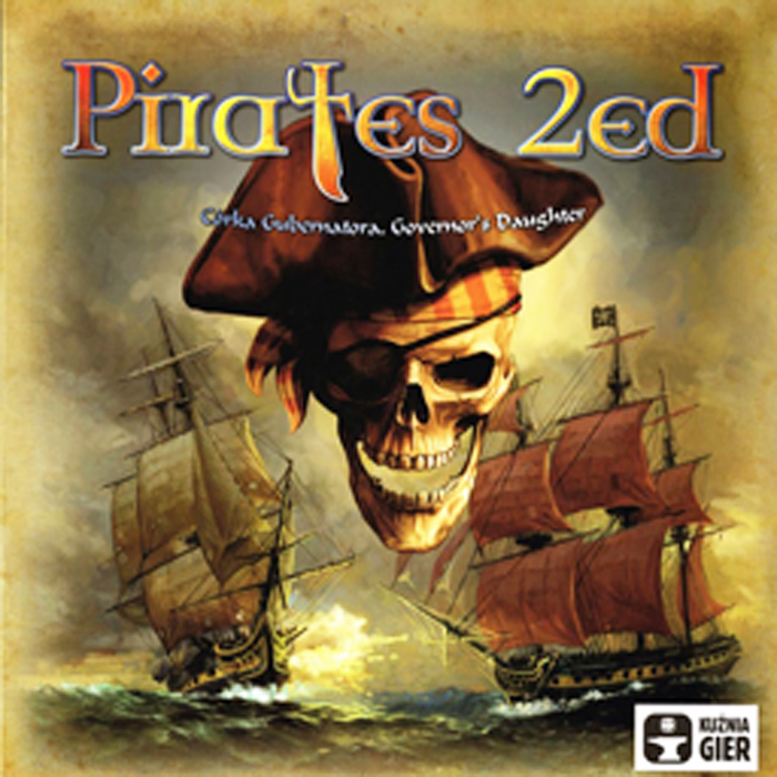 Pirates 2 ed. - Governor's Daughter - obrázek