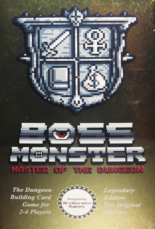 Boss Monster: Master of the Dungeon - obrázek