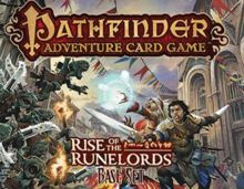 Pathfinder Adventure Card Game: Rise of the Runelo