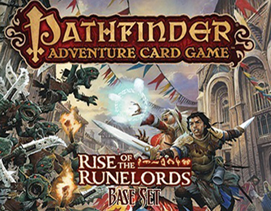 Pathfinder Adventure Card Game: Rise of the Runelords - Base Set - obrázek