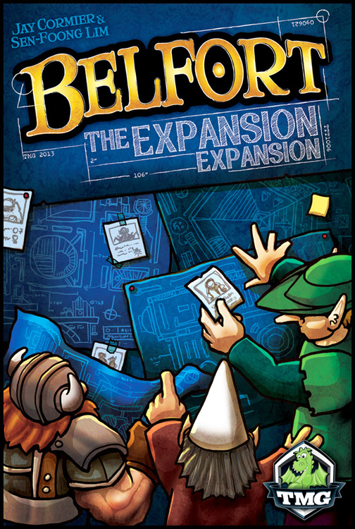 Belfort: The Expansion Expansion - obrázek