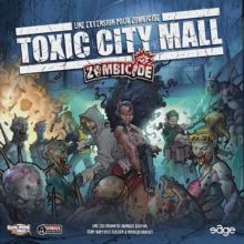 Zombicide Toxic City Mall !!!NOVÁ!!!
