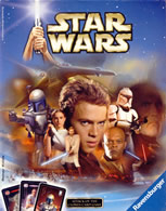 Star Wars: Attack of the Clones Card Game - obrázek
