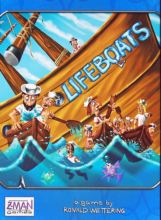 Lifeboats  Z-Man Games