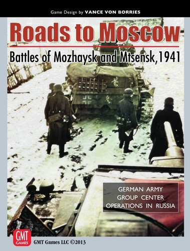 Roads to Moscow: Battles of Mozhaysk and Mtsensk, 1941 - obrázek