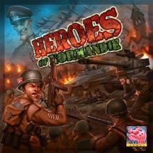 Heroes of Normandie + German Army Box + US Army Bo