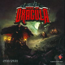 Fury of Dracula EN (2nd Edition) - prodám