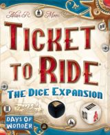 Ticket to Ride: The Dice Expansion - obrázek