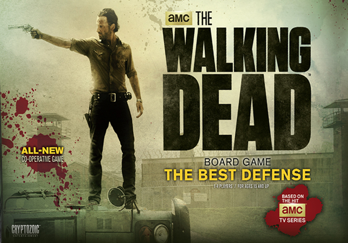Walking Dead Board Game, The: The Best Defense - obrázek