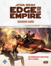 Star Wars: Edge of the Empire - Core Rulebook + př