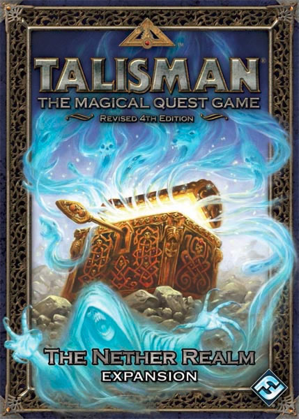 Talisman (fourth edition): The Nether Realm - obrázek