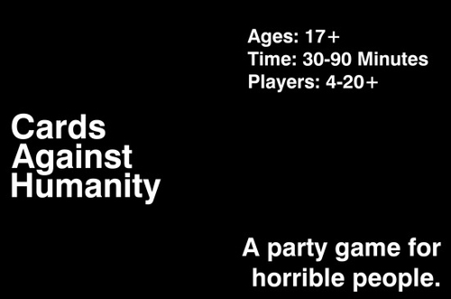 Cards Against Humanity - obrázek