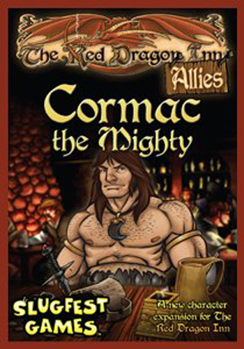 Red Dragon Inn, The: Allies - Cormac the Mighty - obrázek