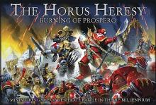 Horus Heresy: Burning Prospero (BEZ figurek)...