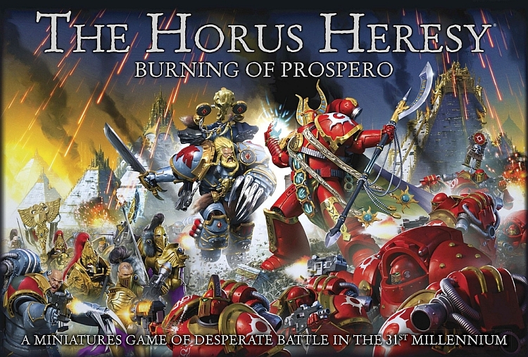 Horus Heresy, The: Burning of Prospero - obrázek