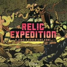 Predám Relic Expedition
