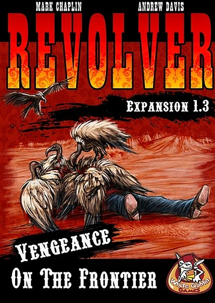 Revolver Expansion 1.3: Vengeance on the Frontier - obrázek