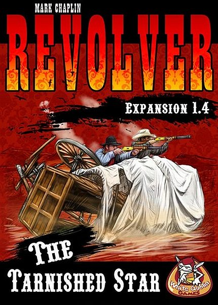 Revolver Expansion 1.4: The Tarnished Star - obrázek