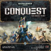 WH40k: Conquest - 3x Core set + 1. cyklus + Tyrani