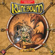 Runebound 2nd Edition - TOP Stav