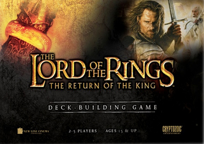 Lord of the Rings, The: The Return of the King Deck-Building Game - obrázek