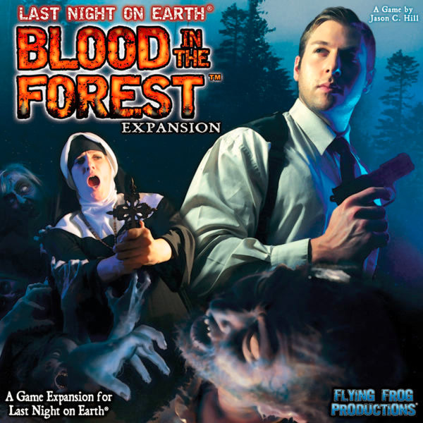 Last Night on Earth: Blood in the Forest - obrázek