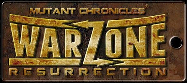 Mutant Chronicles Warzone Resurrection - obrázek