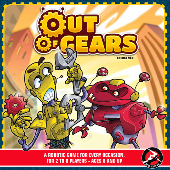 Out of Gears - obrázek