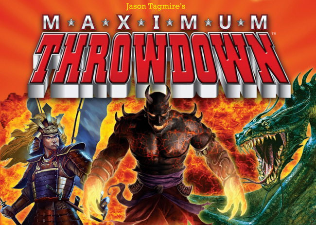 Maximum Throwdown - obrázek