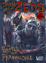 Dawn of Zeds 3rd Edition