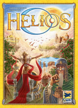 Helios ‐ German first edition (2014) + Exp.