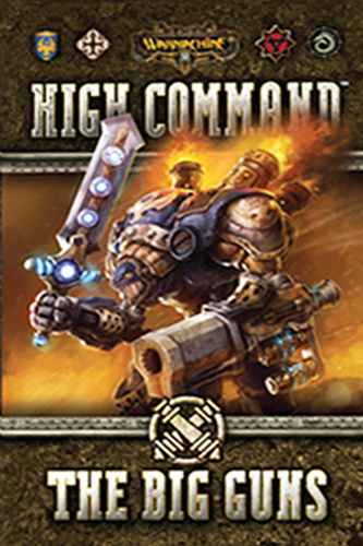 Warmachine: High Command - The Big Guns - obrázek