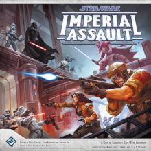 Star Wars - Imperial Assault (+ packy)