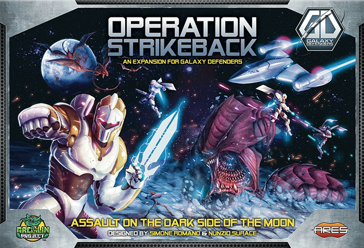 Galaxy Defenders: Operation Strikeback - obrázek
