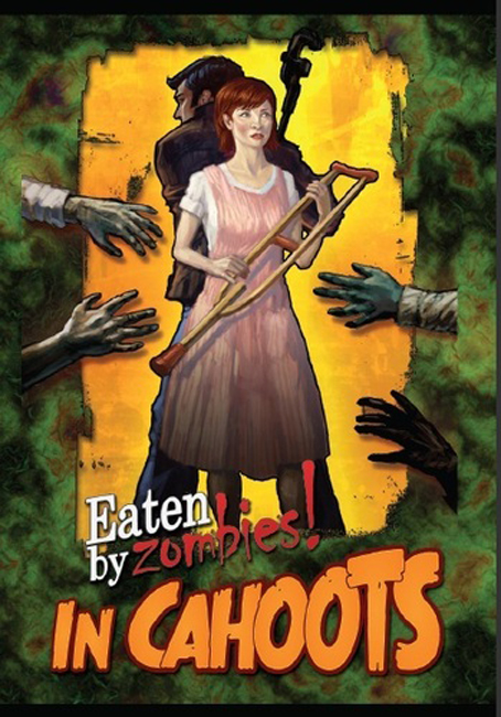 Eaten By Zombies!: In Cahoots - obrázek