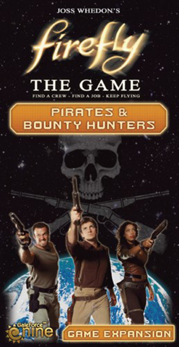 Firefly: The Game – Pirates & Bounty Hunters - obrázek