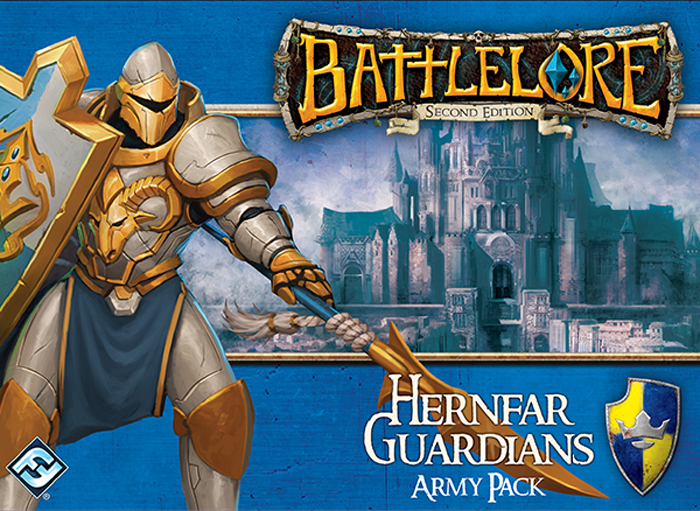 BattleLore (Second Edition): Hernfar Guardians Army Pack - obrázek