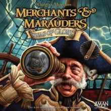 KOUPÍM Merchants & Marauders - Seas of Glory