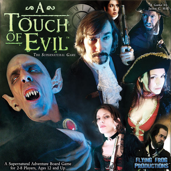 A Touch of Evil: The Supernatural Game - obrázek