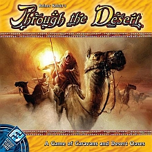 Through the Desert = Durch Die Wuste