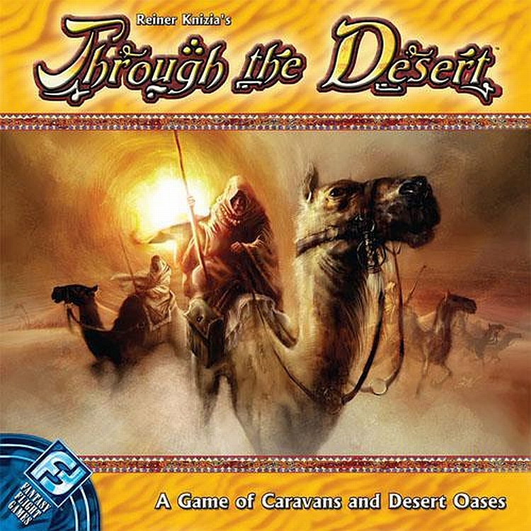 Through the Desert - obrázek